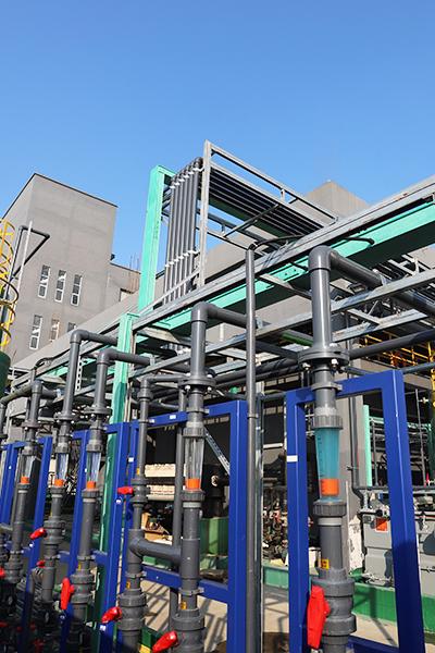 工业废水处理新工艺
