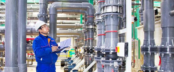 废水处理工程协同验收