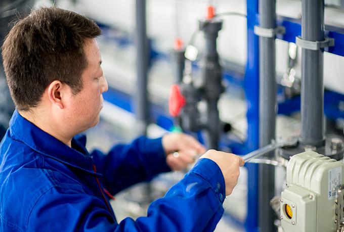 工业废水处理工程项目售后运营