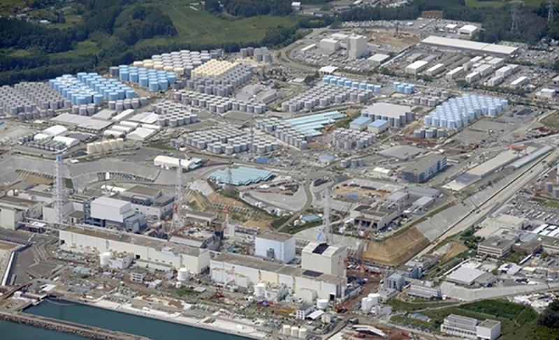日本核废水