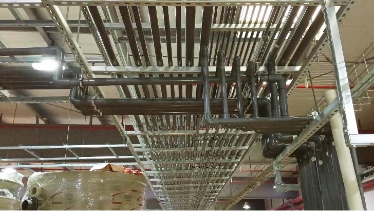 含铬废水处理技术流程