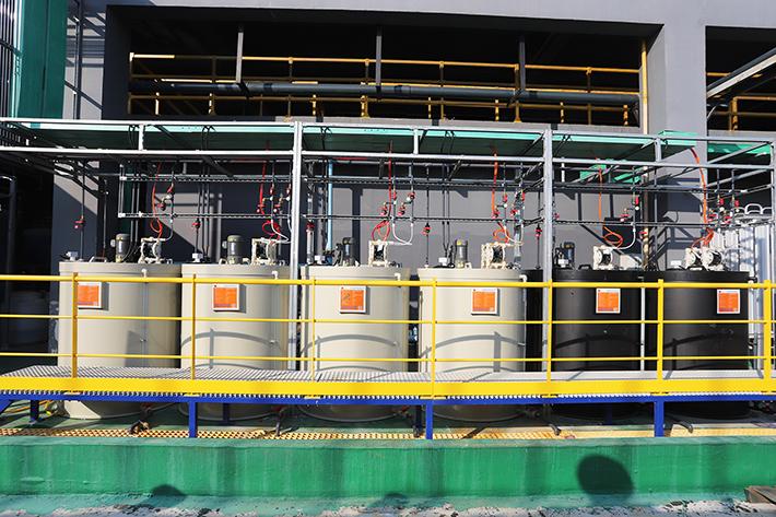 南通重金属废水处理