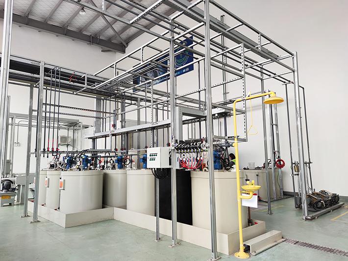 威格电气精密加工废水处理