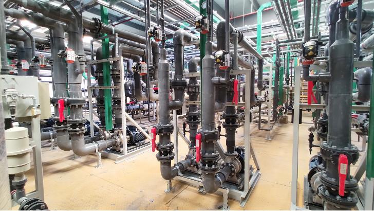 实施工业废水零排放工程的基本条件