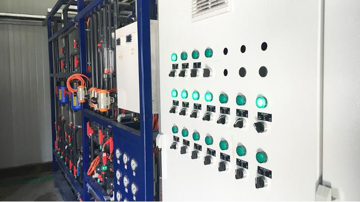 小型污水处理设备维护方法