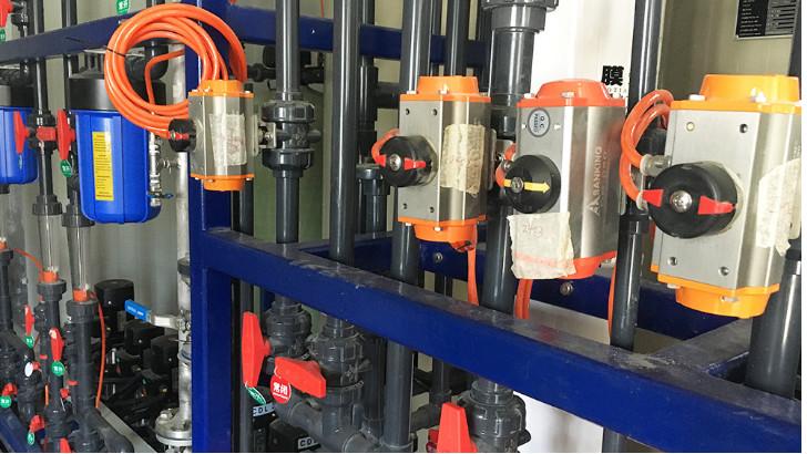 小型废水处理设备的故障以及处理方法