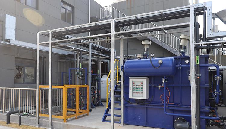 宁波方太厨具有限公司涂装废水处理项目
