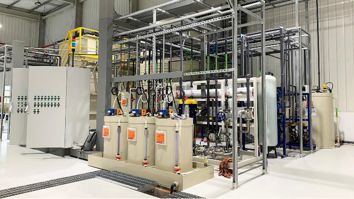 工业废水处理项目竣工验收报告的组成