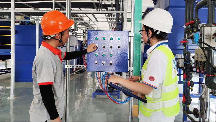 重金属电镀废水处理设备如何组成