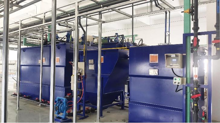 气浮法在PCB电路板废水处理技术工艺中的应用