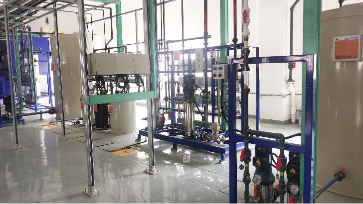 铁碳微电解法在PCB电路板废水处理技术工艺中的应用