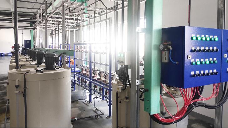 PCB线路板废水处理特点