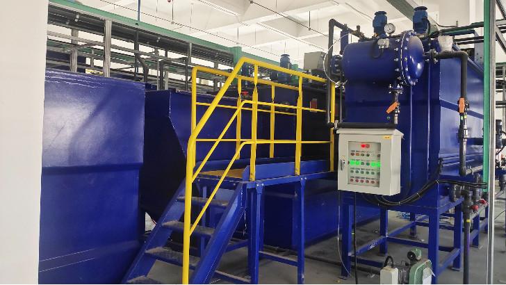 混凝法在PCB线路板废水处理技术工艺中的应用