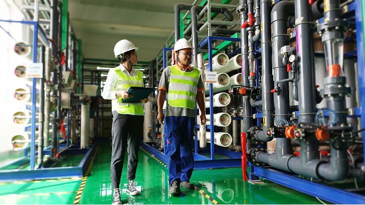 工业废水处理设备标准和保养周期