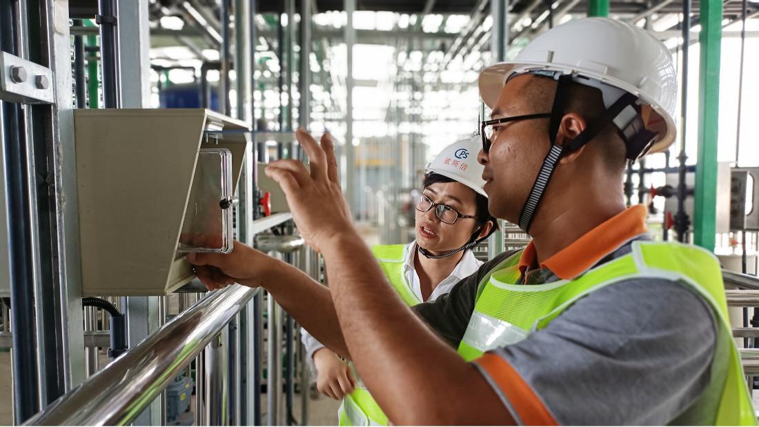 工业废水处理设备如何巡回检查