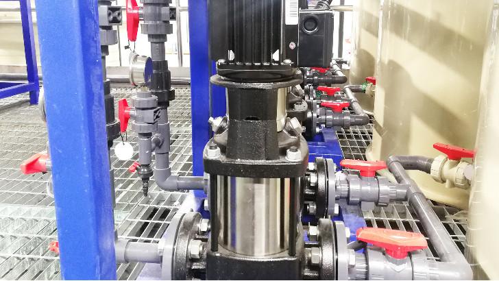 集成电路电子废水处理特点