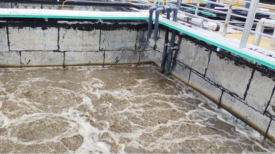 工业废水处理设计中MBR膜品牌数量确定