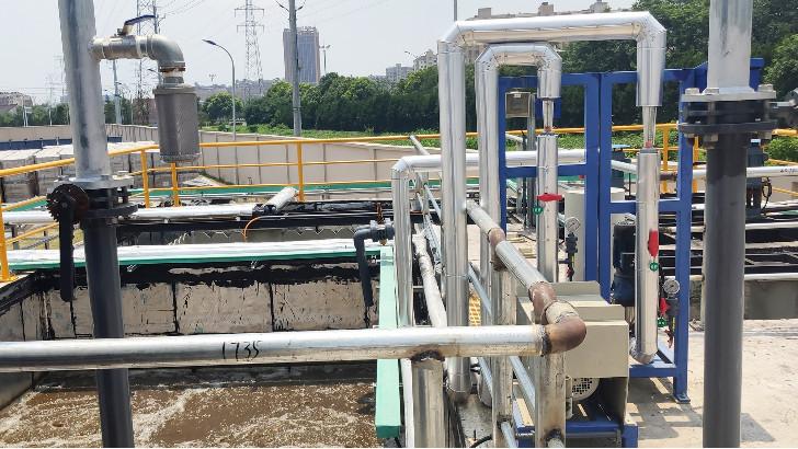 电镀废水处理中MBR膜如何化学浸泡清洗