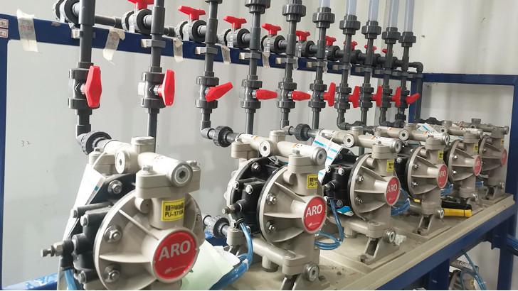 工业废水处理工程中耐腐蚀泵常见问题