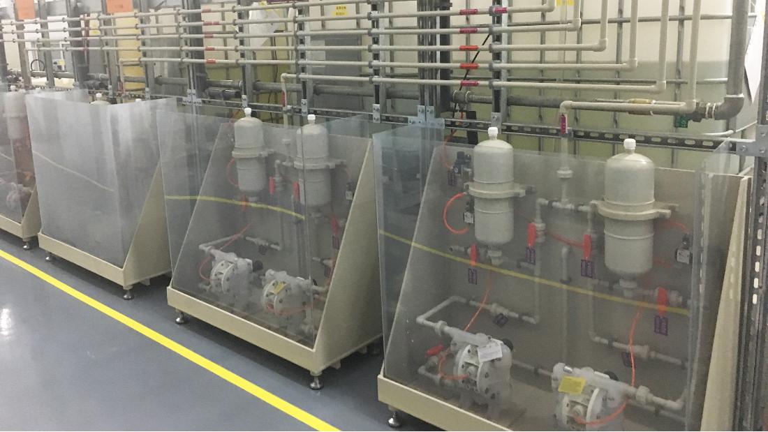 研华科技含油废水中水回用工程