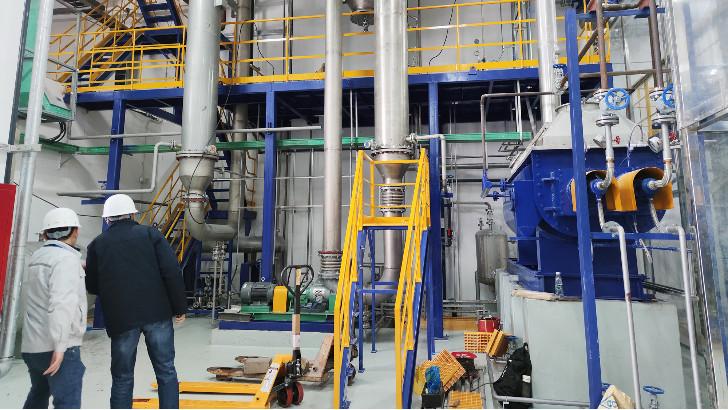 废水处理设备中MVR蒸发器压缩机温度高的原因