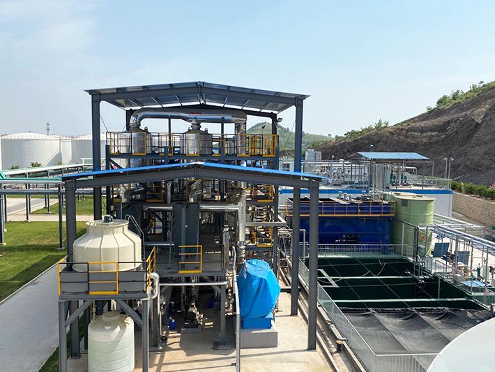 新材料废水处理工程