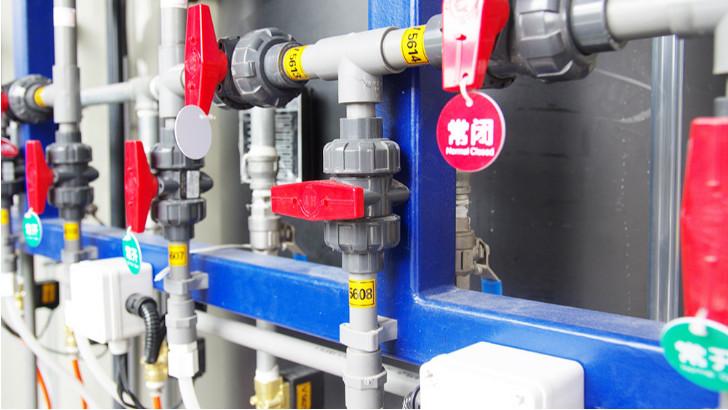 电镀废水处理现状特点