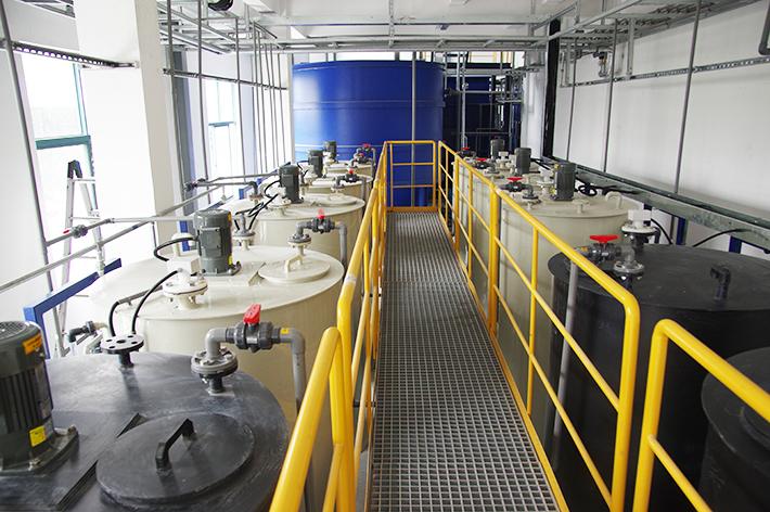 电镀废水处理工程