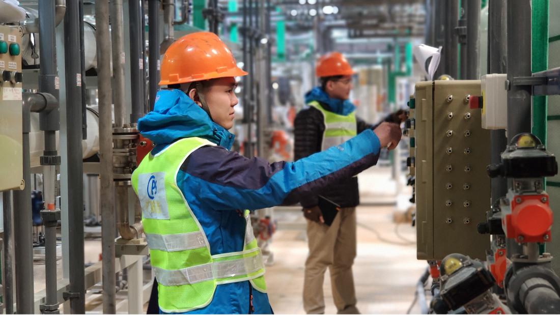 电极在工业废水处理中的注意事项