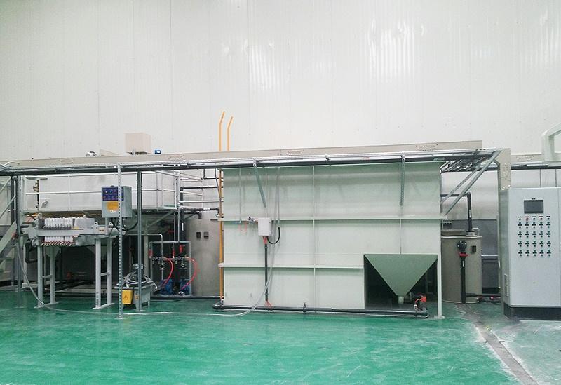 西子联合中水回用工程