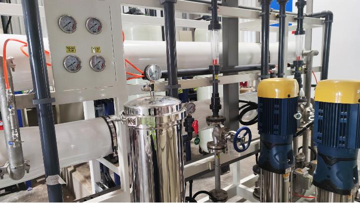污水处理设备耐酸碱自吸泵故障原因