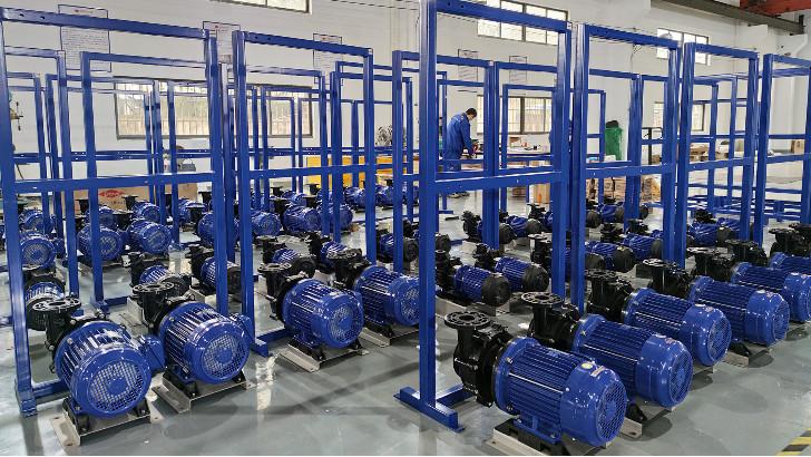 污水处理设备磁力驱动泵常见故障问题