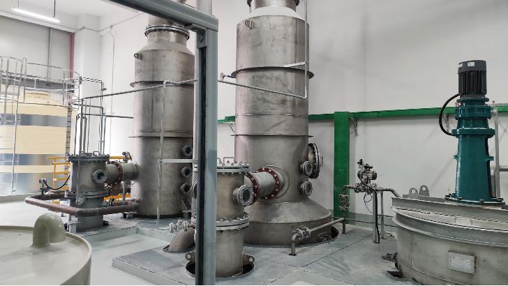 废水零排放工程中的晶种法技术