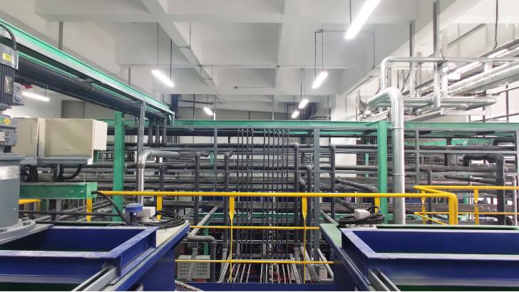 锂电池行业废水处理零排放