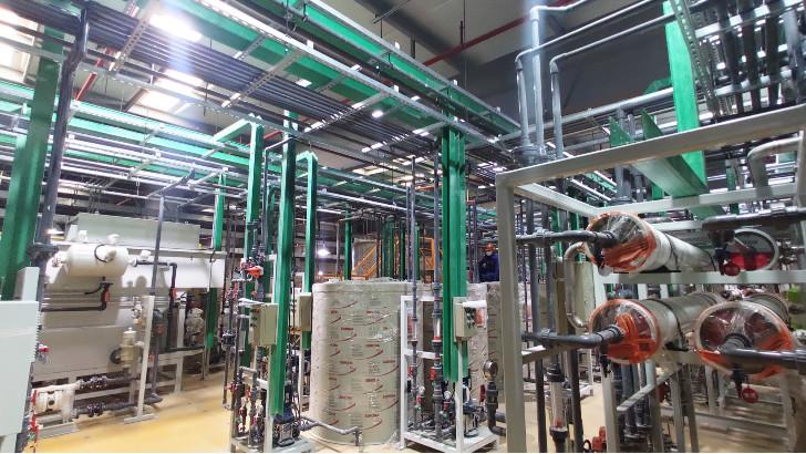 电镀废水处理电解法工艺
