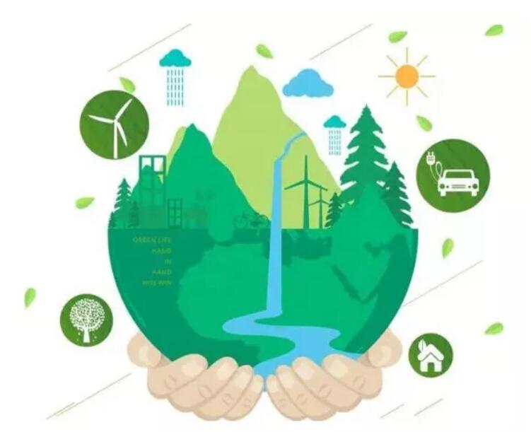 绿色化发展碳中和