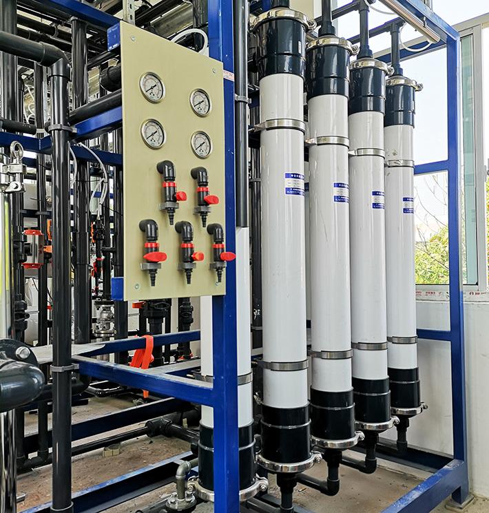 电镀废水处理中水回用
