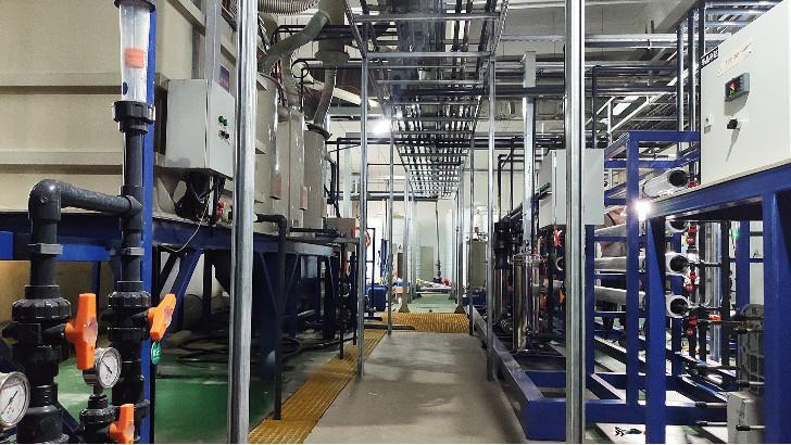 半导体废水处理中的光电化学氧化技术