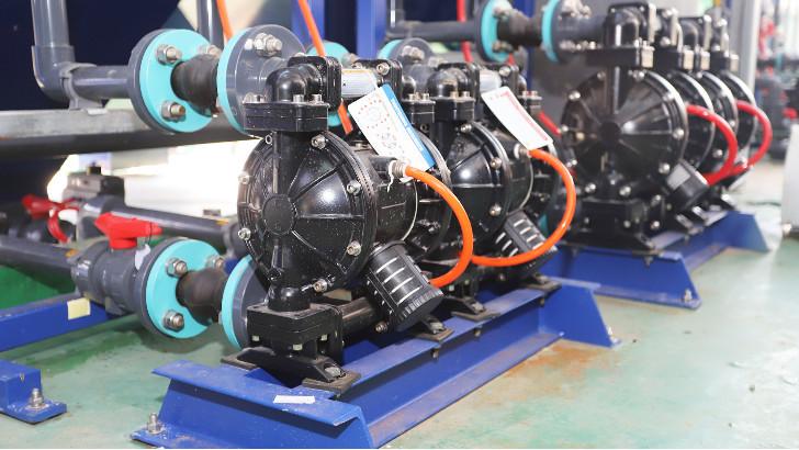 污水处理设备中离心泵的工作原理