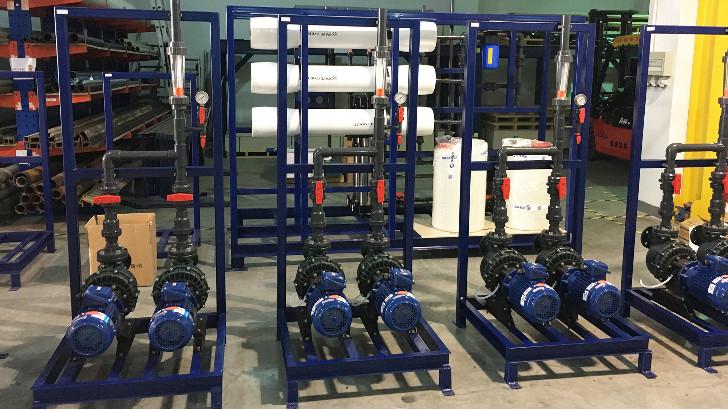 污水处理设备磁力离心泵选型错误的原因