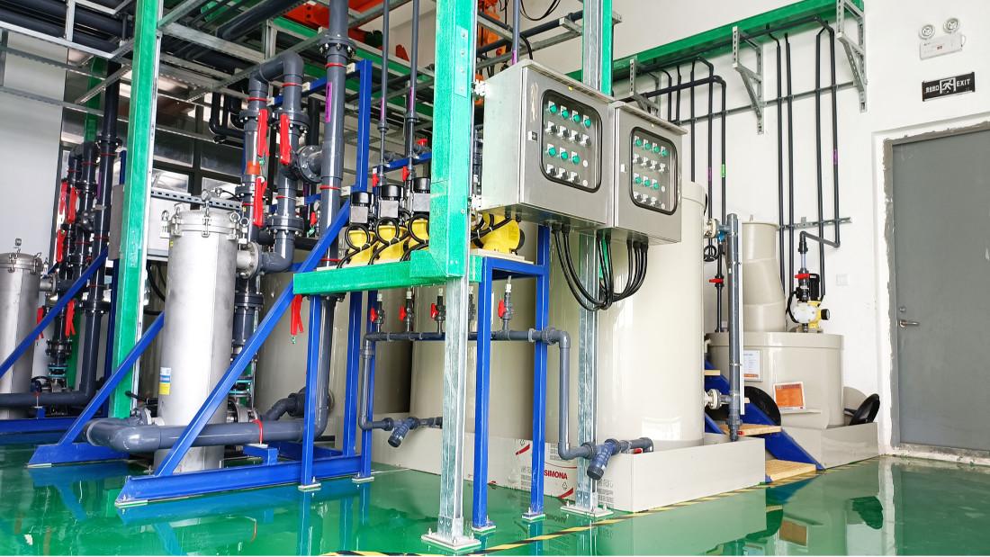 冶金工业园区废水处理