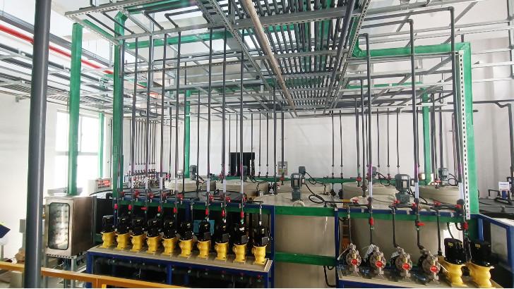 工业园区混合废水处理现状解析