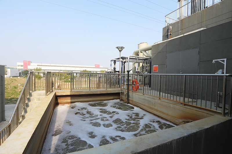 喷涂废水处理