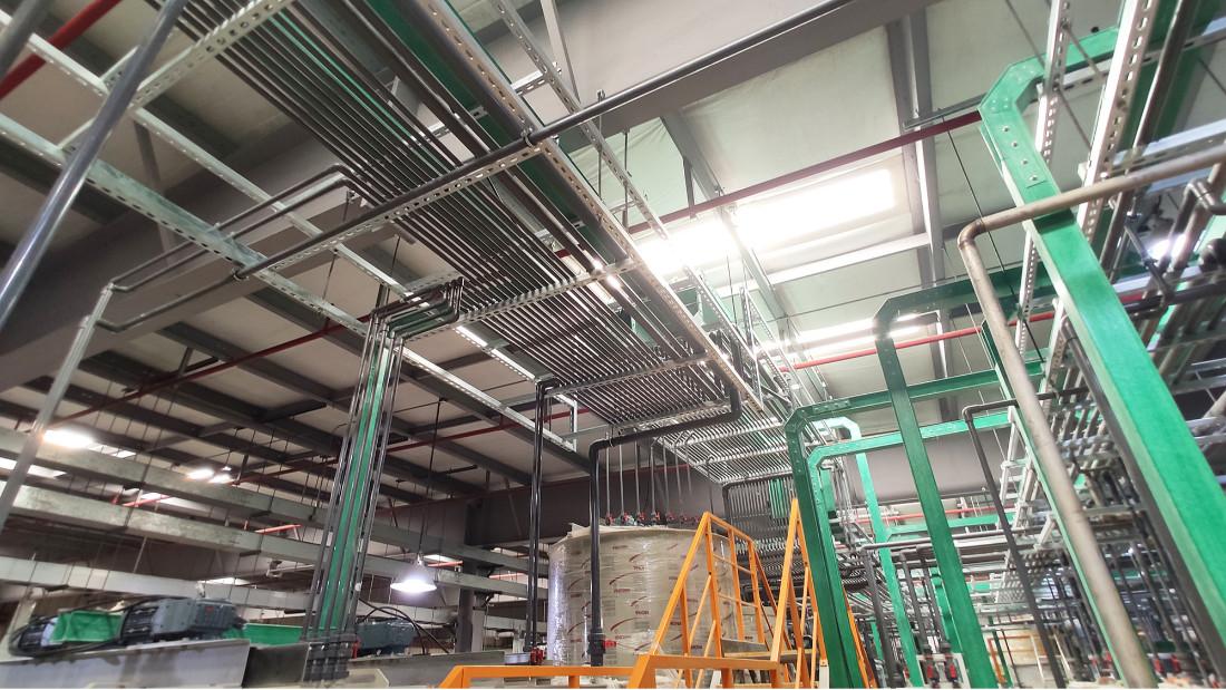中铁高铁机加工废水处理零排放工程