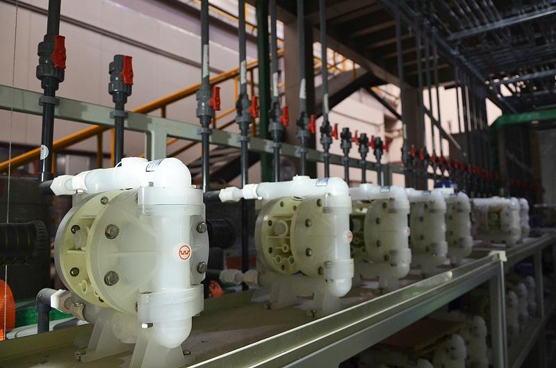 机加工废水零排放