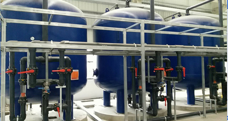 安徽福莱特光伏玻璃含盐废水处理工程