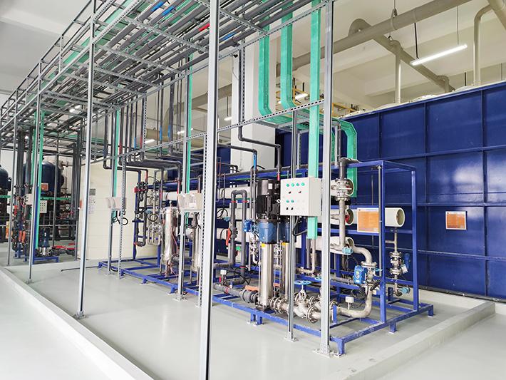 新材料半导体废水处理