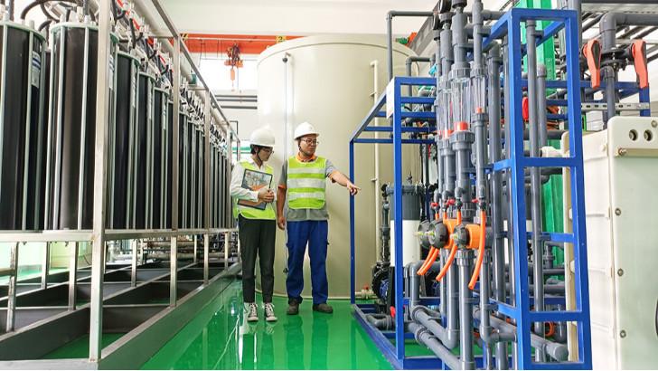 污水处理设备工程中附属构筑物设计