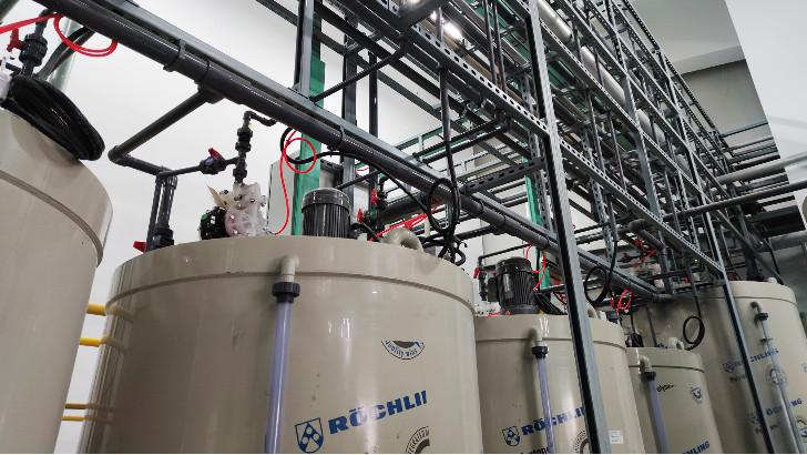 高盐废水零排放的技术特点