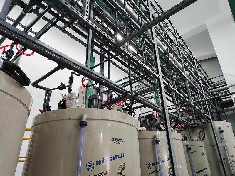 高盐废水零排放